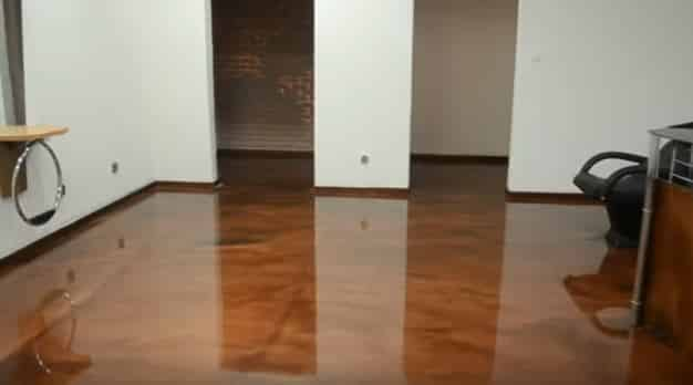 Concrete Services - Epoxy Flooring Bethune