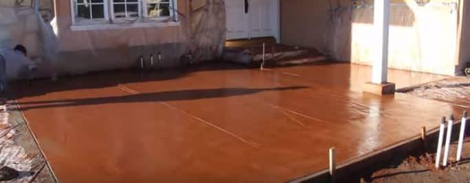 Concrete Services - Stamped Concrete North Loma Linda